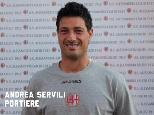 Andrea Servili - Alessandria - 2013-14