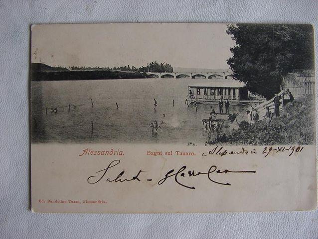 BAGNI SUL TANARO - 1901
