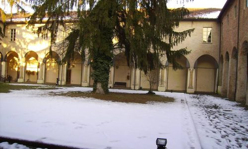 Chiostro di Santa Maria di Castello