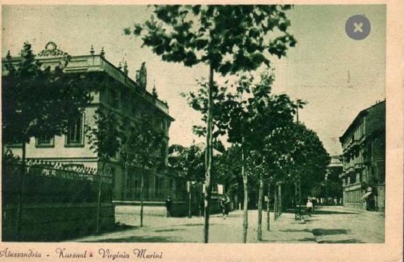 Cinema Kursaal Virginia Marini