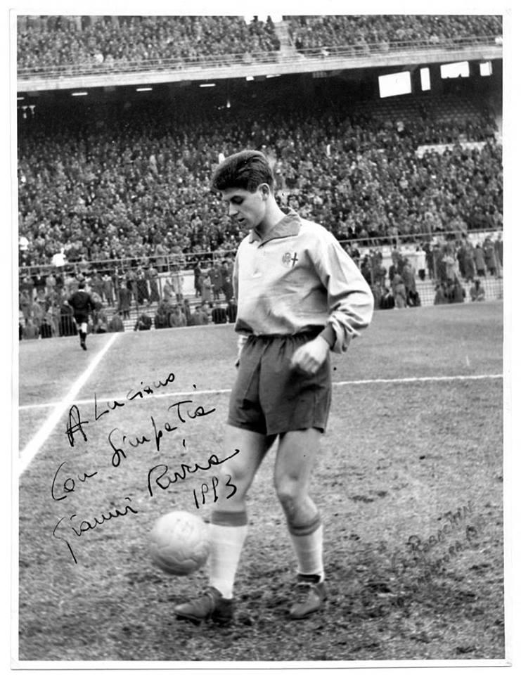 Gianni Rivera, centrocampista stagioni 1958-59 e 1959-60 (2)
