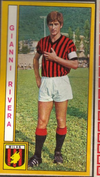 Gianni Rivera, centrocampista stagioni 1958-59 e 1959-60