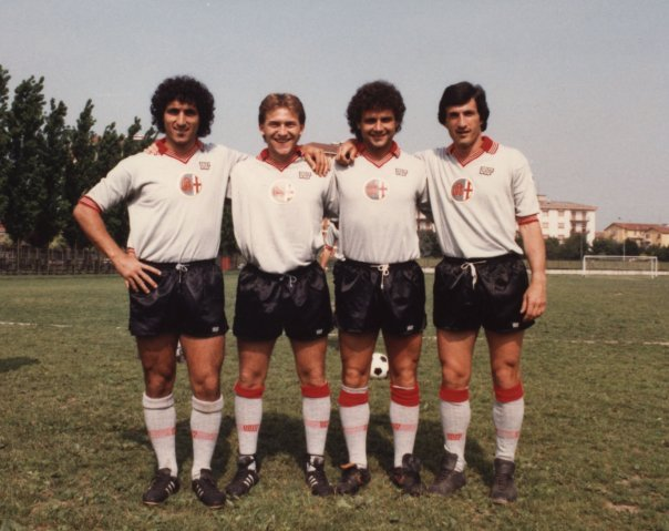 I Fantastici 4 - Marescalco, Camolese, Scarrone, Manueli.