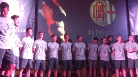 Presentazione della squadra 2013-14 in Cittadella - 11-07-013 (2)