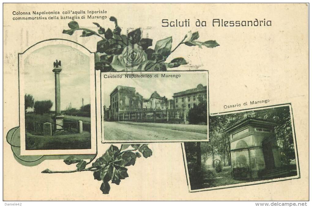 SALUTI DA ALESSANDRIA - 1927