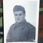 Soldato Italiano (primo piano) – Alessandria Novembre 1944