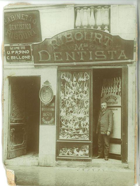 Dentista in via dei Martiri