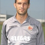 I giocatori dell'Alessandria Calcio: Vincenzo Cammaroto