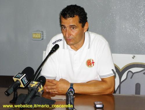alessandria 1 - borgo a buggiano 4 - 2011-012 mister De Petrillo