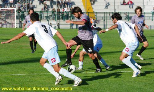 16-10-2011 Alessandria-Treviso 1-4