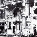 1916 – Il Bar Milano sede dell'Alessandria Unione Sportiva