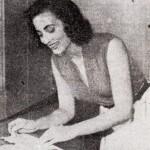 """1956 – Anna Barbato, alessandrina, campionessa a """"Lascia o Raddoppia?"""""""