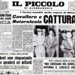 1967 – Catturati i feroci banditi Cavallero e Notarnicola