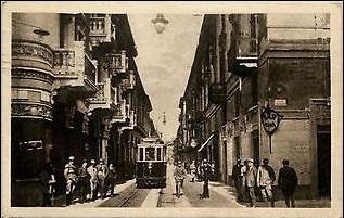 corso roma, 1923