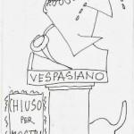 Il Bar Baleta: Il Vespasiano