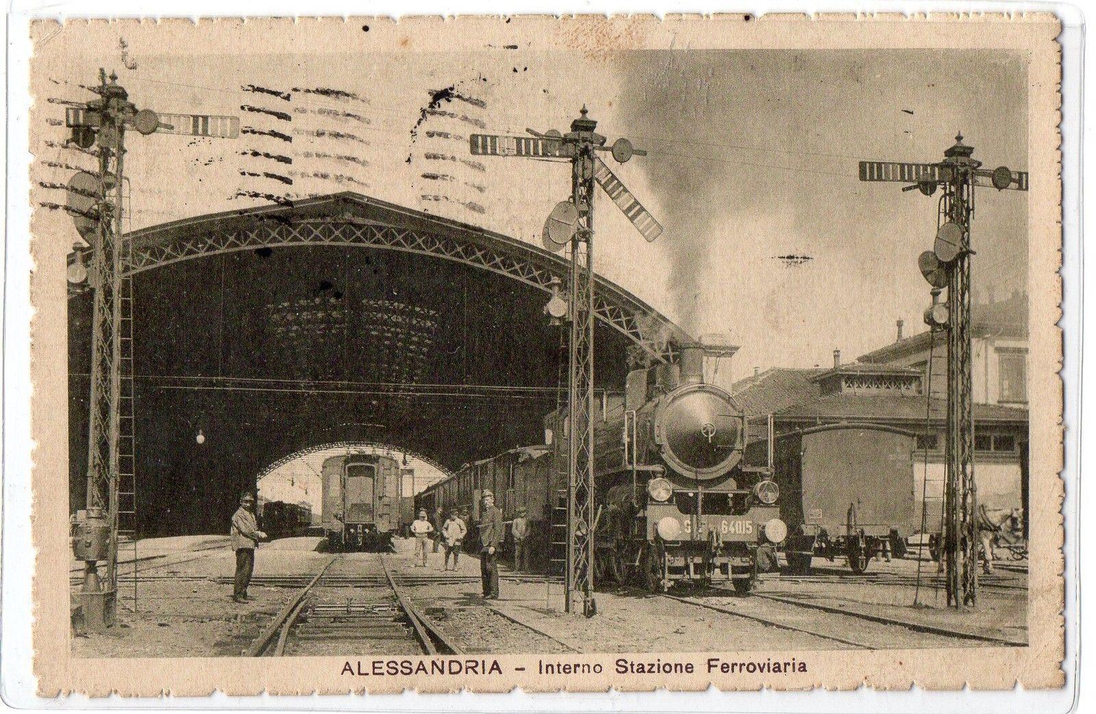interno stazione 1921