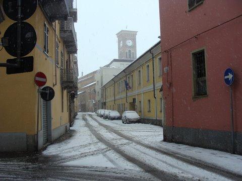 neve a S. Maria di Castello
