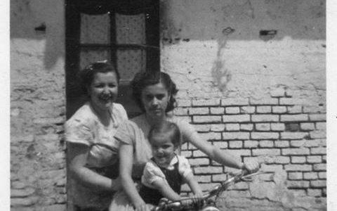 Abitanti dla val di ratt (via Milazzo)