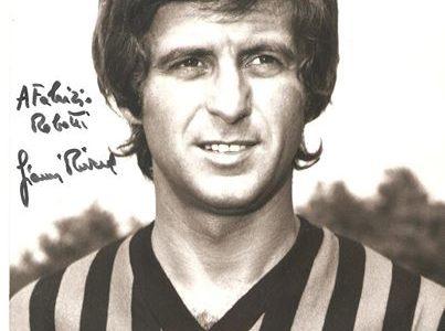 I calciatori dell'Alessandria Calcio: Gianni Rivera