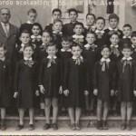 Scuola elementare Galileo Galilei anno 1955/56 maestro Nino Tascherio Qualcuno si riconosce ?