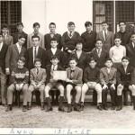 """Scuola Media """" A. Vochieri """" anno scolastico 1964/1965"""