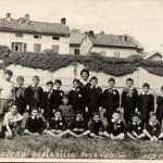 Anno scolastico 1959/1960 – scuola ZANZI Alessandria – rione CRISTO