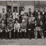 Istituto tecnico per geometri Leonardo da Vinci Classe Quinta A 1964/65 Qualcuno si riconosce ?