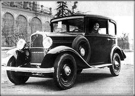 1933 – Con una posta di mille lire si affrontarono una Balilla e una Fiat 14 spider. La partenza era collocata in Alessandria e l'arrivo fu fissato a Sanremo.