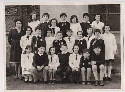 Scuola ZANZI – II elementare nel lontano 19.. e qualcosa
