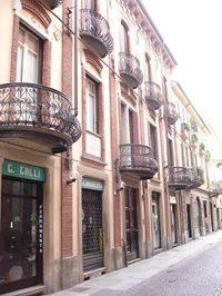 Residenze di Urbano Rattazzi e di Andrea Vochieri