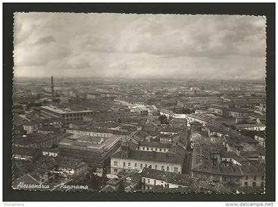 Panorama di Alessandria