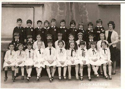 """1971 – Scuola elementare """"G. Galilei"""""""