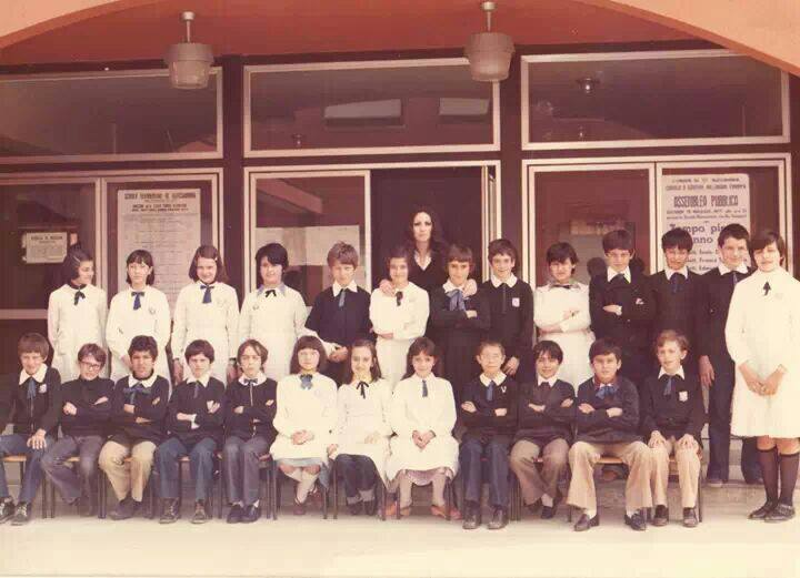 1976 - Villaggio Europa - V Elementare