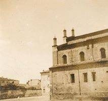 S. Maria di Castello…ieri..1954 e…oggi