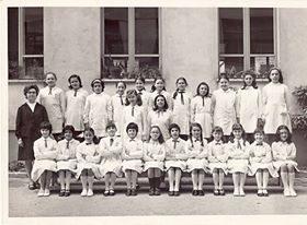 """1970 – Scuola """"E. De Amicis"""" – IV elementare"""