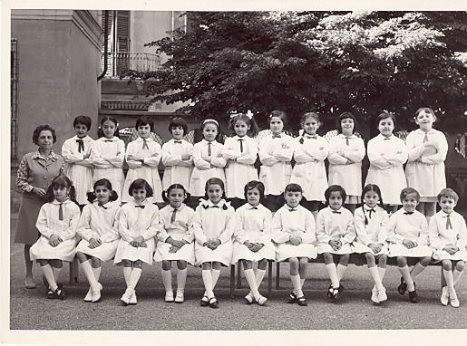 """Scuola """"E.De Amicis"""" - Anno scolastico 1968-69 - II elementare - Maestra Ida Scazzola"""