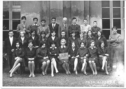 "1968 – Scuola ""Leonardo da Vinci"" – III ragioneria"