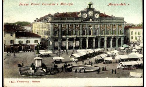 Piazza della Libertà (Piazza Vittorio Emanuele-Piazza Rattazzi)