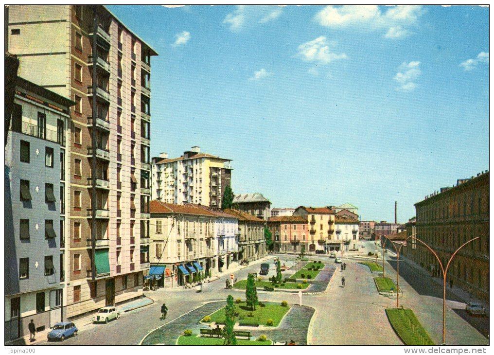 Alessandria - Piazza Valfrè