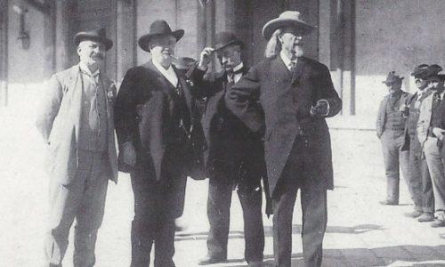 Buffalo Bill fece tappa ad Alessandria – 1906