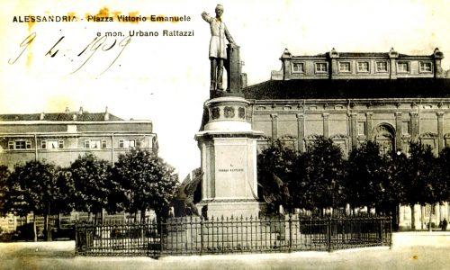 Monumento a Urbano Rattazzi
