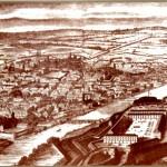 Alessandria e la Cittadella nella seconda metà del XIX secolo