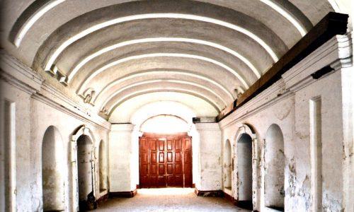 Ingresso dei quartieri della Cittadella di Alessandria