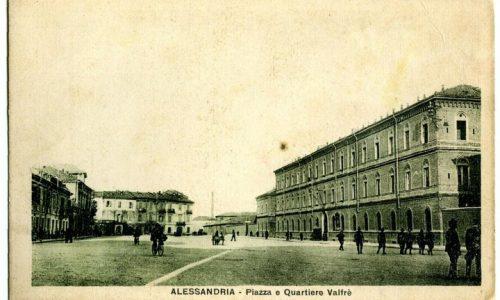 Piazza Valfrè