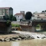 La demolizione del Ponte Cittadella