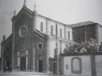 """Chiesa """"S. Giovanni Evangelista"""" – Corso Acqui"""