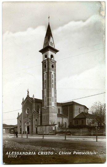 Chiesa S. Giovanni Evangelista - Corso Acqui - Quartiere Cristo.