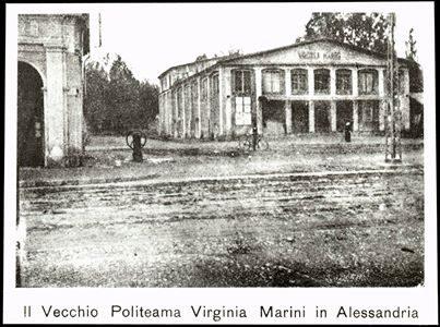 Il Vecchio Politeama Virginia Marini
