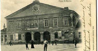 Piazza San Martino (un tuffo nel passato)