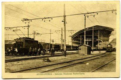 Stazione ferroviaria di Alessandria